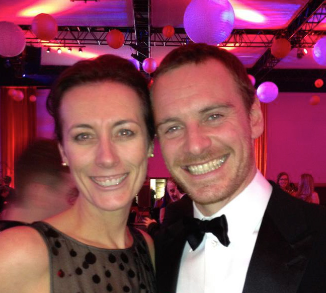 Filmflashe#13: Michael Fassbender wins at the Irish Film & Television Awards 2012